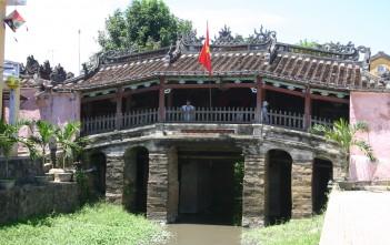 pont pagode japonais-Hoi-An