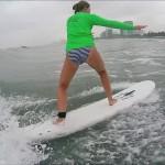 Ou et quand faire du surf à Danang?