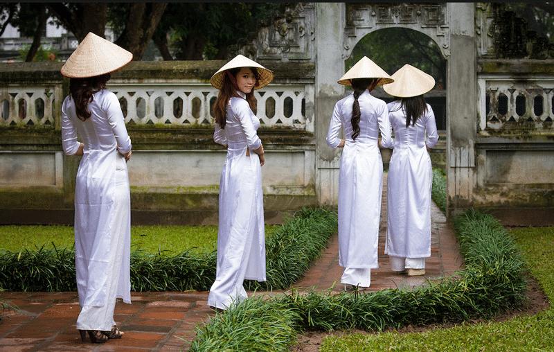 Fabuleux Tout savoir sur l'Ao Dai, Tenue Traditionnelle Vietnamienne – VW49