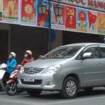 Louer une voiture avec chauffeur à Hoi An