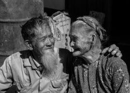 Le couple le plus célébre de Tra Que ( Hoi An )
