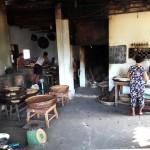 Visite d'une usine artisanale de Cao Lau à Hoi An en photos