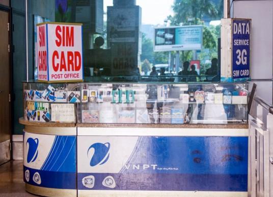 Comment utiliser son téléphone portable au Vietnam?