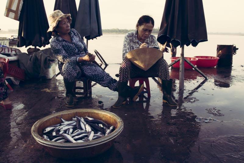 Qui était sur la pêche dhiver à karelii