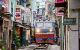train au Vietnam