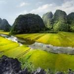 Trajet Hanoi – Ninh Binh en Bus, Train, Moto et voiture privée
