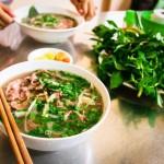 5 Plats à Tester au Vietnam