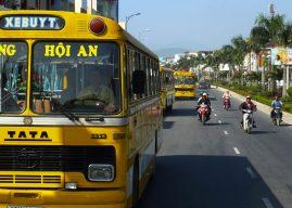 Ou prendre Le Bus n°1 entre Danang et Hoi An