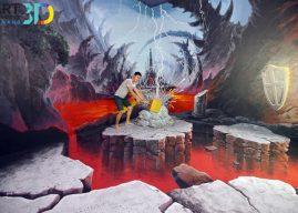 A voir à Da Nang, le Musée 3D Art In Paradise