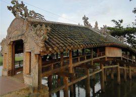 A voir à Hué, Le pont Couvert Japonais de Thanh Toan