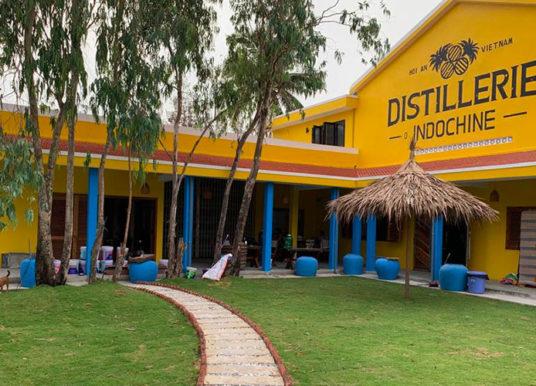 La Distillerie d'Indochine à voir à Hoi An