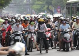 Conduire un scooter au Vietnam, les règles à connaître