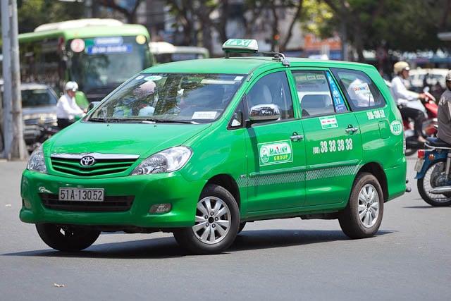 taxi-mai-linh vietnam