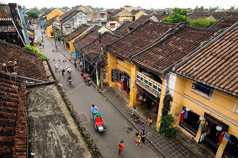 rues de Hoi an