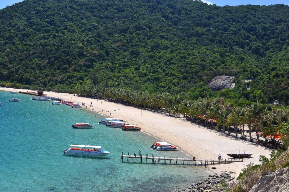 cham-island-beach