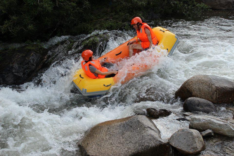 Rafting da nang vietnam 5