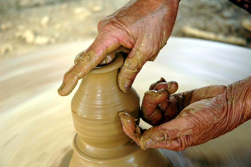 visiter village des poteries hoi an