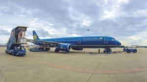 Vietnam Airlines Danang