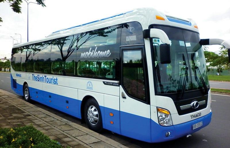 Hué - Hoi An en bus