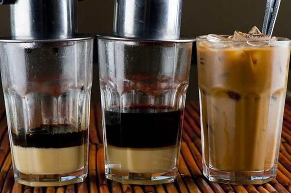 cafe sua da hoi an